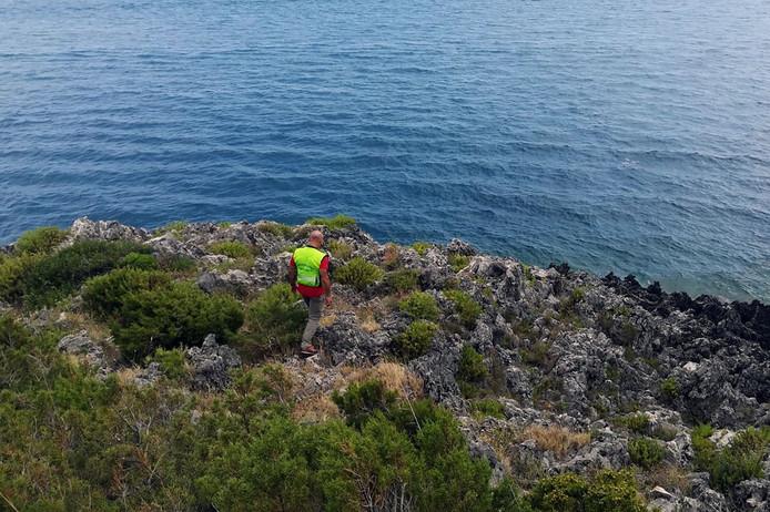 La zone de recherches pour retrouver l'étudiant français Simon Gautier s'étend à 140 km2
