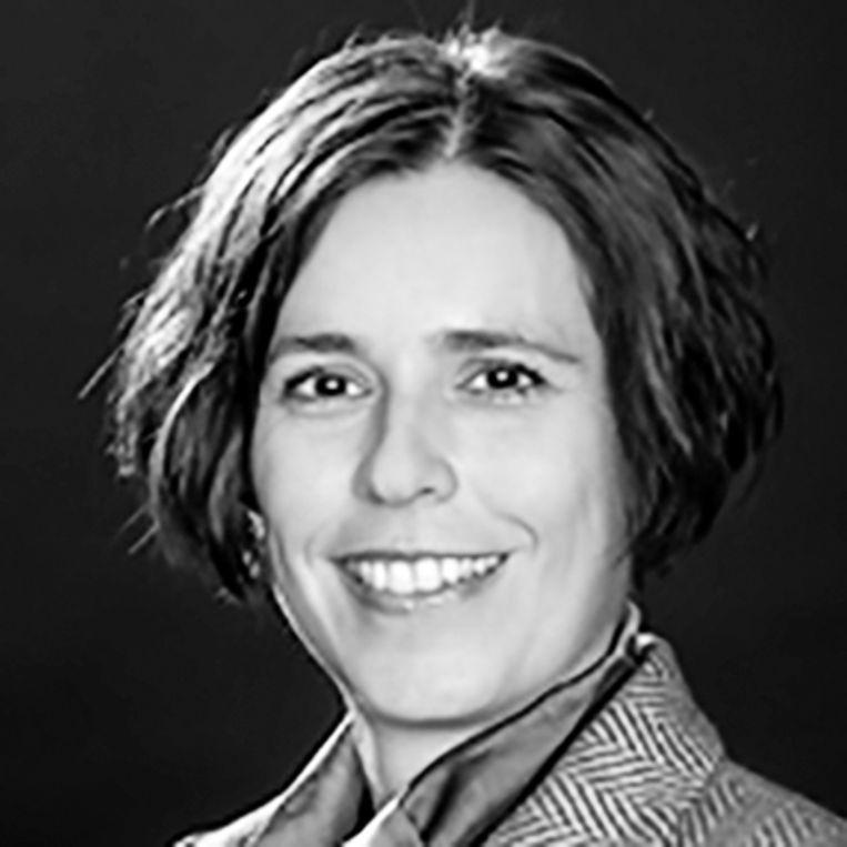 Marianne Poot, raadslid voor de VVD in Amsterdam Beeld Gemeente Amsterdam