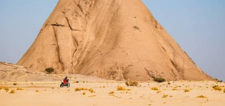 Dagzege en leiding in Dakar Rally voor Benavides