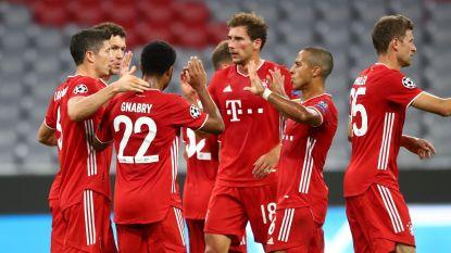 LIVE. Kan Chelsea langszij komen in tweede helft tegen Bayern?