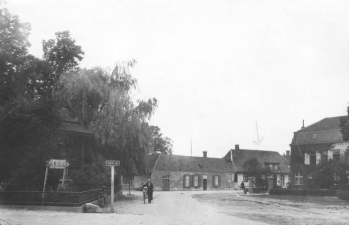 Bladel marktplein ca 1950