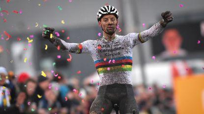 Van der Poel laat iets langer op zich wachten: wereldkampioen rijdt op 3 november eerste veldrit