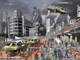 Toekomst: Eindhoven schiet de lucht in