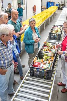 Voedselbank Zwolle betrekt nieuw pand