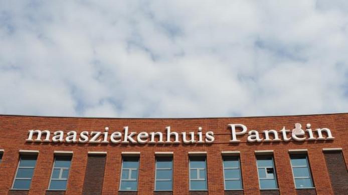 Maasziekenhuis Pantein in Boxmeer.