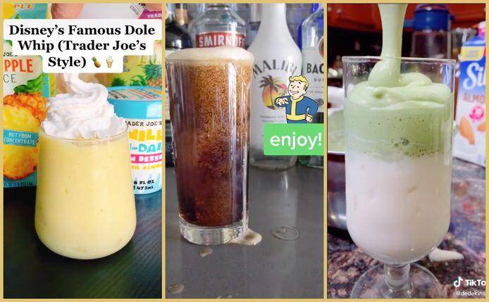 Deze 5 verfrissende en unieke TikTokdrankjes moet je proeven.