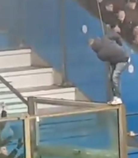 Blote billen van GA Eagles-fan in de Achterhoek: De Graafschap is not amused