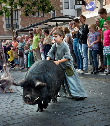 Onderzoek politie naar kwellen dieren bij Van Lymborch Festival