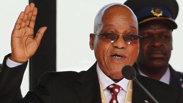 Jacob Zuma Beeld afp