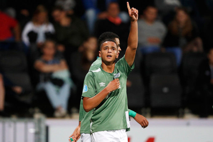 Mohamed Ihattaren, een enorm talent bij PSV.