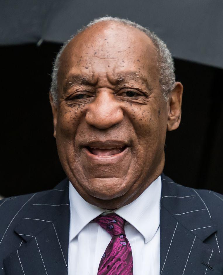 Bill Cosby. Puddinkje als eerste gevangenistoetje. Beeld Getty Images