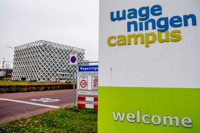 De Wageningse campus