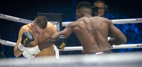Bossche kickbokser Mohammed Jaraya cancelt deelname aan Glory 62