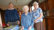 Wil je oud worden? Doe zoals Germaine (104) en leg elke dag een puzzel