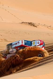 Ten Brinke zakt naar achtste plaats in Dakar