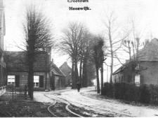 'Leg de trambaan terug in Heeswijk-Dinther'
