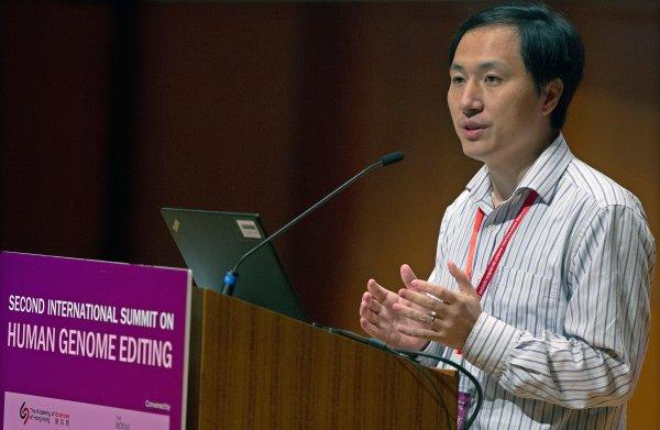 Eigenzinnige Chinese arts maakt nóg een genbaby – en wordt nu vervolgd