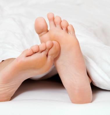 Wat kan ik doen aan de jeuk in mijn voetzool?