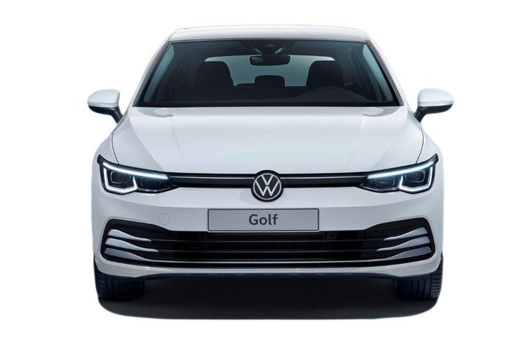 Volkswagen Golf VIII. Beeld VW