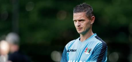 Trainer Meijer baalt van 'steen-papier-schaar-penalty' NEC: 'Gewoon wegwezen en je spits laten nemen'