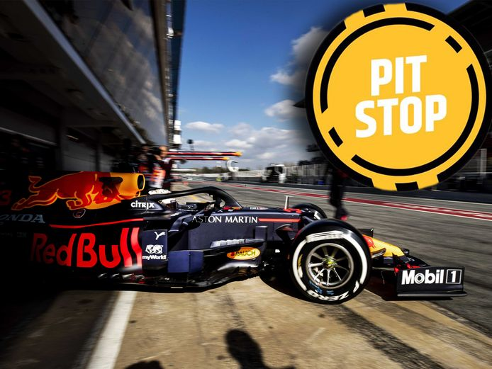 Pitstop podcast.