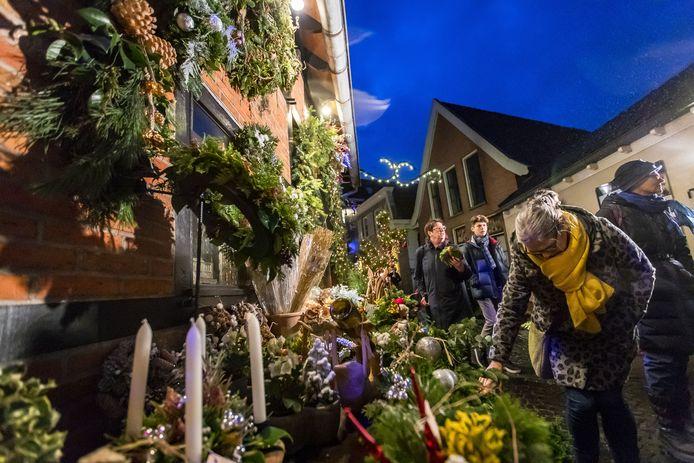 Kunst- en kerstmarkt in Ootmarsum