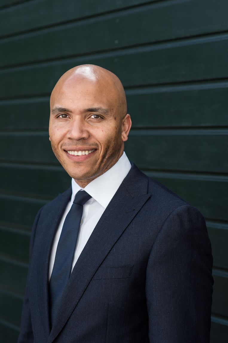 Clayde Menso, directeur bij het Amsterdams Fonds voor de Kunst (AFK) Beeld Mats van Soolingen