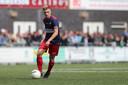Gwaeron Stout stond drie keer in het elftal van de week. Na dit seizoen vertrekt hij naar IJsselmeervogels.