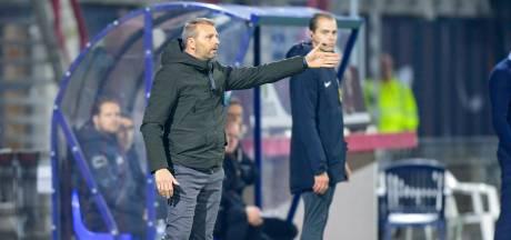 NAC-trainer Maurice Steijn dubt over juiste strijdwijze voor zijn team