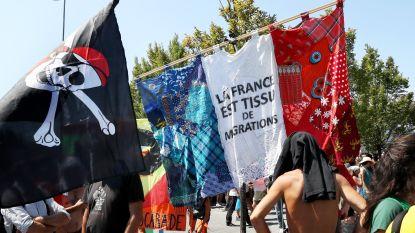 Negentien mensen opgepakt in de marge van G7-top