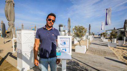 """Jobstudent test positief, Knokse strandbar Lichttorenstrand sluit meteen: """"Dit is echt een drama, we willen zo snel mogelijk weer open"""""""