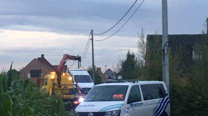 Voetganger (31) overleeft bizarre aanrijding door krantenbezorger in Markegem niet
