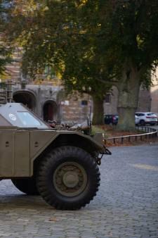 Te koop: Britse pantserwagen uit 1962, rijdt nog als een zonnetje