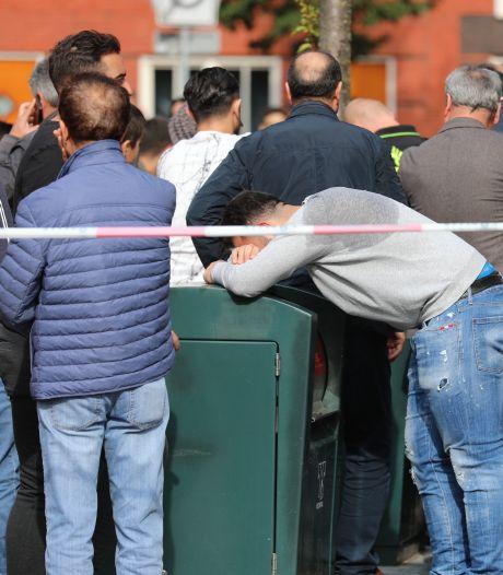 18 jaar cel voor dodelijke steekpartij tijdens uitvaart: 'gruwelijk en redeloos geweld'
