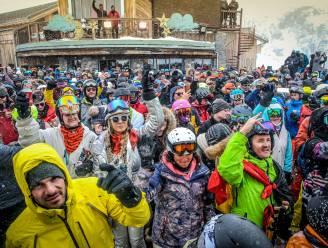 IN BEELD. Tomorrowland Winter: dansen in de Apocalyps