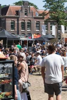 Festival van de toekomst: corona-proof snacken op het Akoestikumterrein in Ede