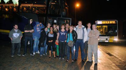 Veilig het nieuwe jaar in met bussen doorheen Huldenberg