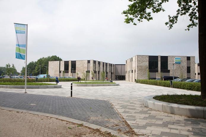 Het Carmel College Salland afdeling HAVO / VWO.