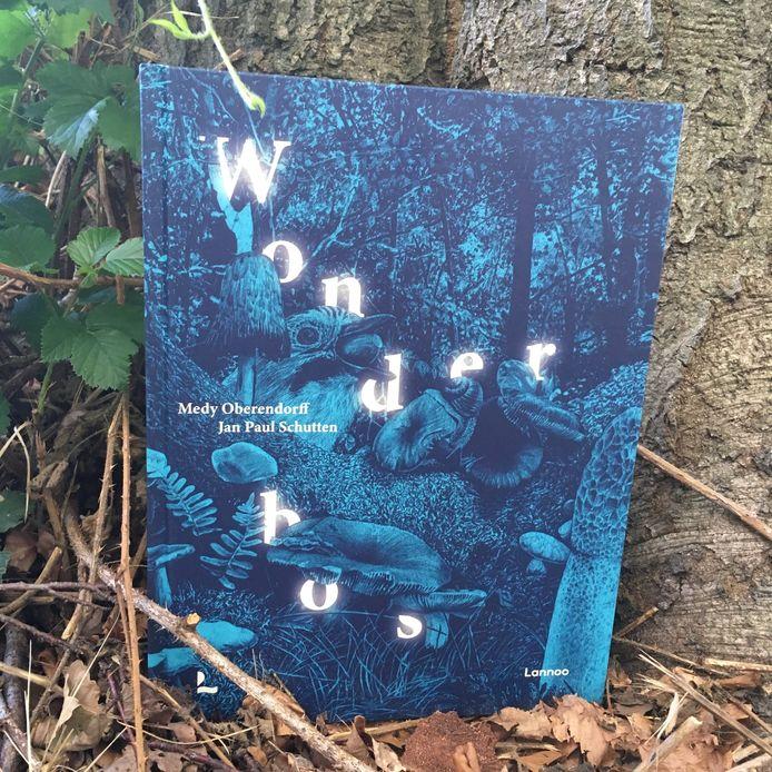 De van oorsprong Helmondse illustratrice Medy Oberendorff heeft met schrijver Jan Paul Schutten een nieuw boek gemaakt: Wonderbos.