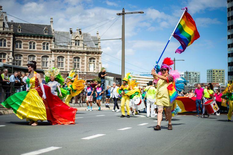 De Antwerp Pride.