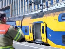 Tien maanden cel voor in brand steken van treincoupé bij Arnhem Centraal