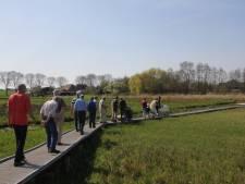 Nieuw vlonderpad in Sint Jansklooster ook toegankelijk voor rolstoelers