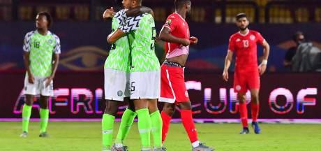 Le Nigeria troisième de la CAN grâce à sa victoire contre la Tunisie