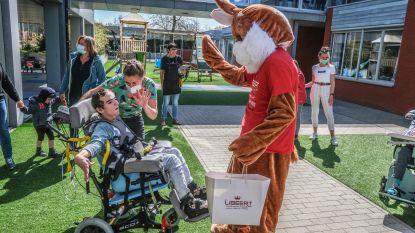 """Kinderen van zorginstelling De Zonnebloem krijgen gratis chocolade figuren: """"Ze kunnen door de lockdown Pasen niet thuis vieren"""""""