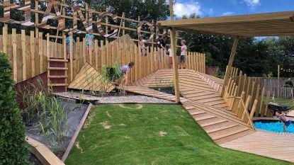 Hangtime opent zomerbar Hang Out met uitdagende speelzone voor kinderen
