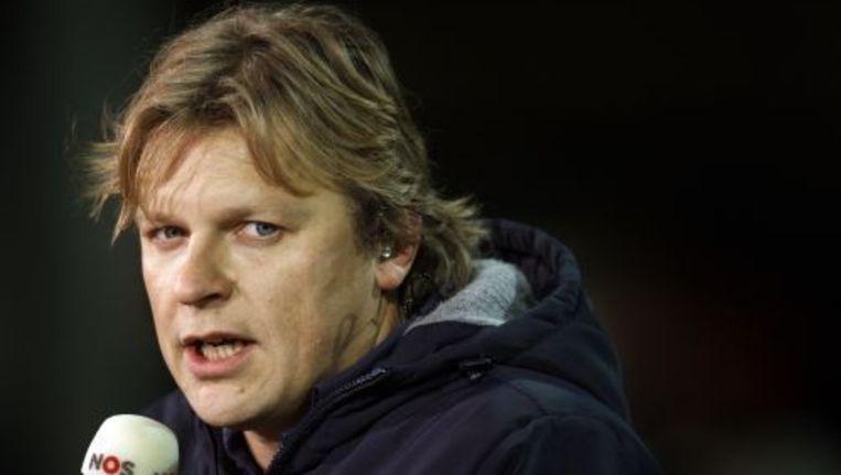 Oud-voetballer Youri Mulder. Foto © anp Beeld
