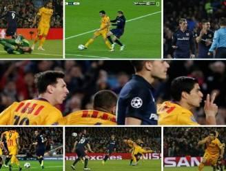 Barça buigt 0-1 achterstand om na rust, Torres van held naar antiheld