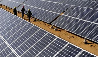 China breekt record na record bij bouwen van zonneparken