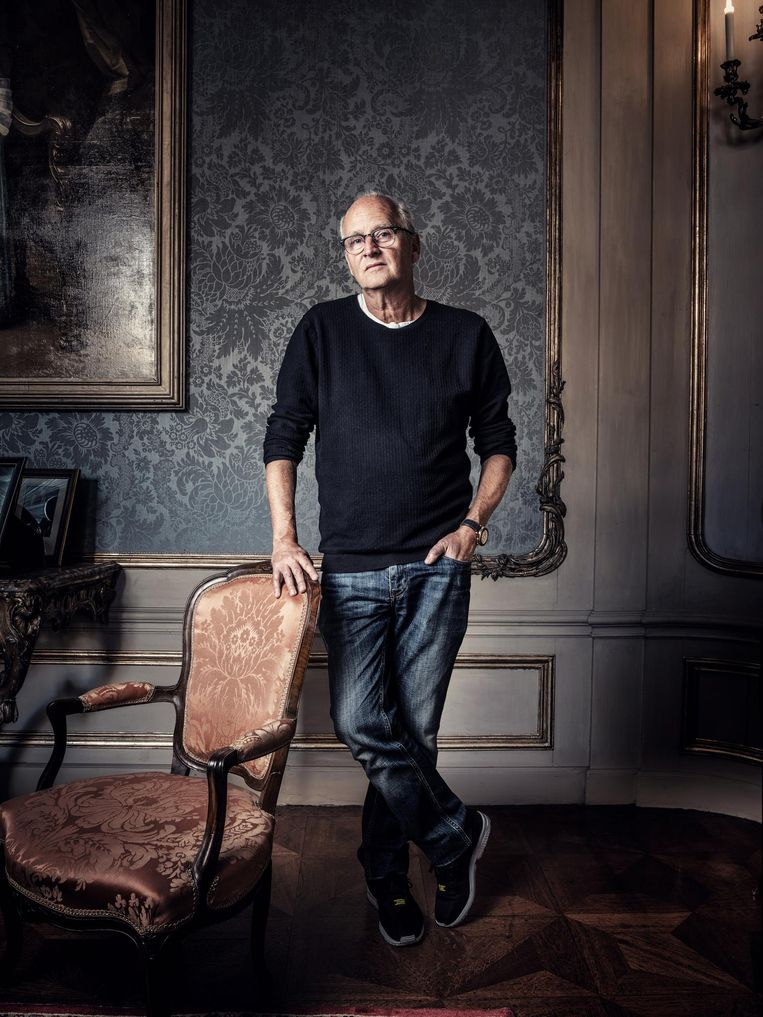 'Het is wel zo dat je je na zo'n klapper wel wat makkelijker kunt veroorloven om een minder boek te schrijven' Beeld Martin Dijkstra