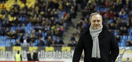 Advocaat prijst Feyenoord-defensie: 'Centrale duo speelde echt geweldig'